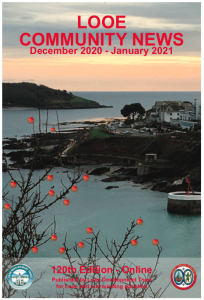 December 20 Front cover Looe Community News