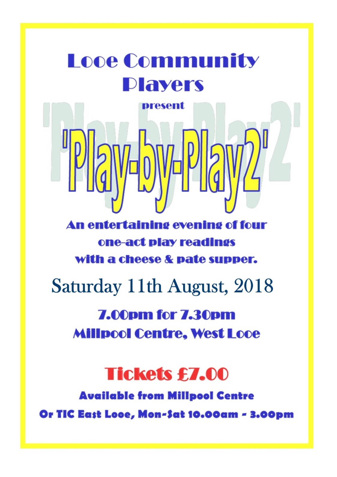 com players poster july 18 play by play