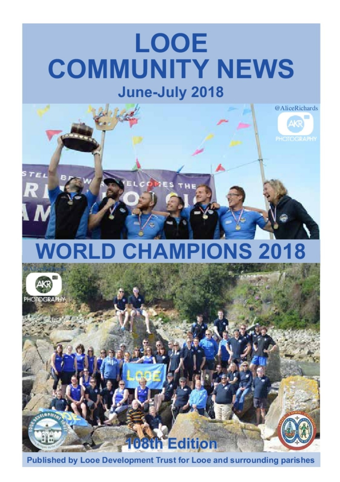 Looe Community News June/July 2018
