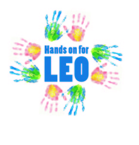 hand on for leo