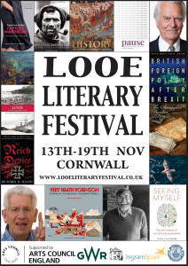 poster covers 2017 Literary fest 17
